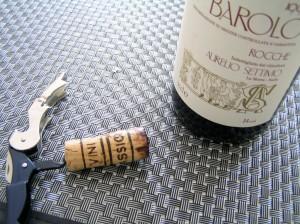 Fin og hel kork tyder på en frisk flaske