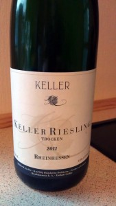 Keller Riesling Trocken 2011