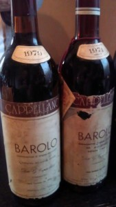 71 og 79 Cappellano barolo