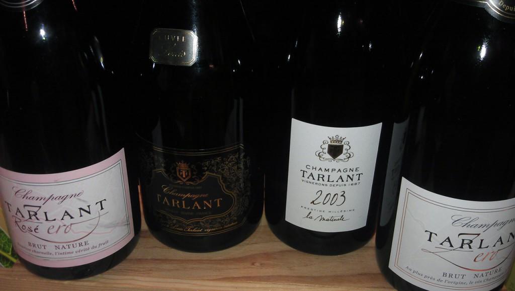 Tarlant champagne