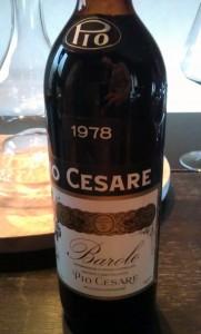 78 Pio Cesare barolo