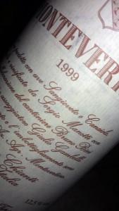 1999 Montevertine Rosso IGT