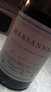 2009 Bruno Clair Marsannay